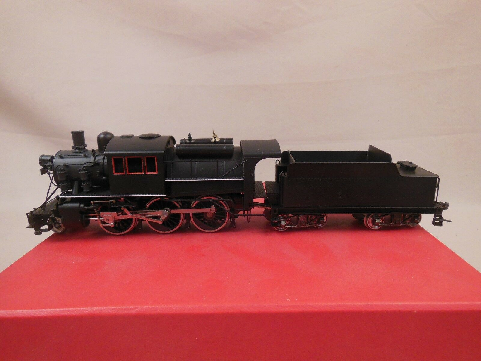 HO BRASS G SERIES NYO & W U 2-6-0 LOCOMOTIVE