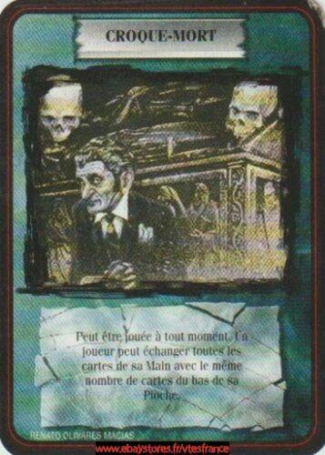 Limited FR croque-mort Kult CCG