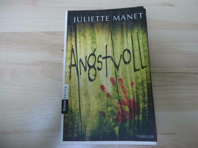 Angstvoll von Juliette Manet (2009, Taschenbuch)