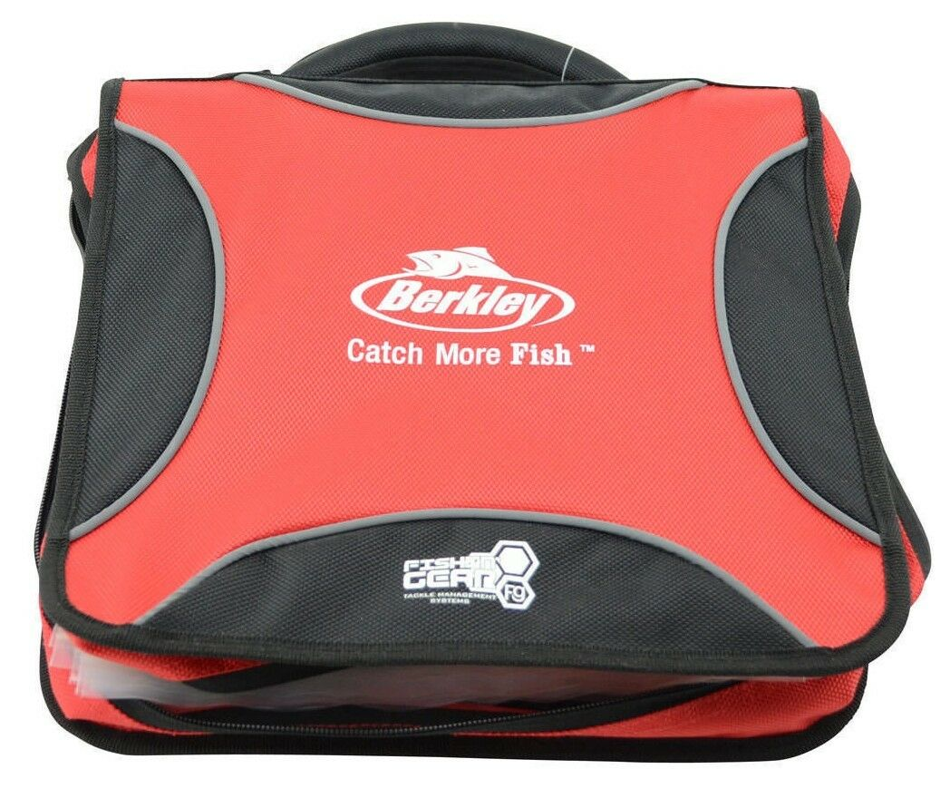 Berkley FG Deluxe Bait Wallet Bag Satchel Model 1389771