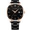 Indexbild 11 - Herrenuhr Relojes de Hombre Edelstahl Quarz leuchtende Klassische Uhren