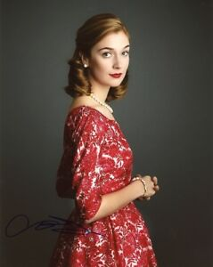 Caitlin-Fitzgerald-034-Masters-of-Sex-034-AUTOGRAPH-Signed-8x10-Photo