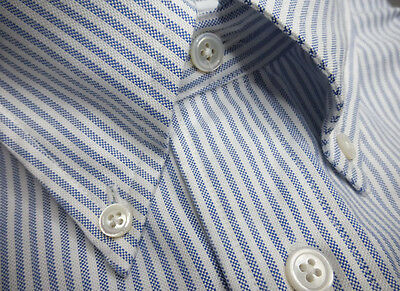 Brooks Brothers Oxford Cloth Sport Shirt Regent Fit ~ New Large NWOT $140 USA