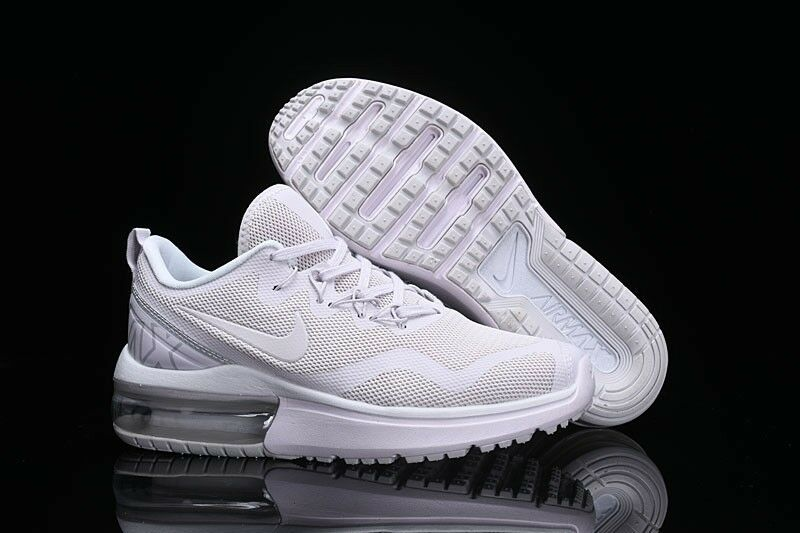 MENS NIKE AIR MAX FURY 95 97 WHITE PLATINUM ATHLETIC SHOES TRAINERS AA5739 100