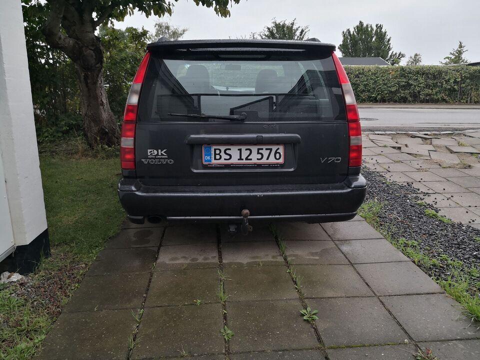 Volvo V70, 2,4, Benzin