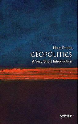 Geopolitics: A Very Short Introduction by Klaus J. Dodds (Paperback, 2007)
