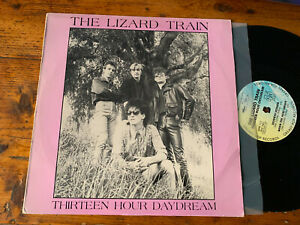 LP-Australia-1986-The-Lizard-Train-Thirteen-Hour-Daydream
