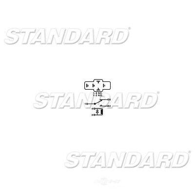 HVAC Blower Motor Cutout Relay Standard RY-117