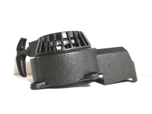 PULL STARTER START FOR 2-STROKE 47CC 49CC ENGINE MINI POCKET BIKE ATV QUAD BLACK