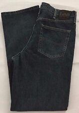 "NWT Men's Lee Jeans ""Quartz"" Relaxed Straight Leg W 32 X L 32"