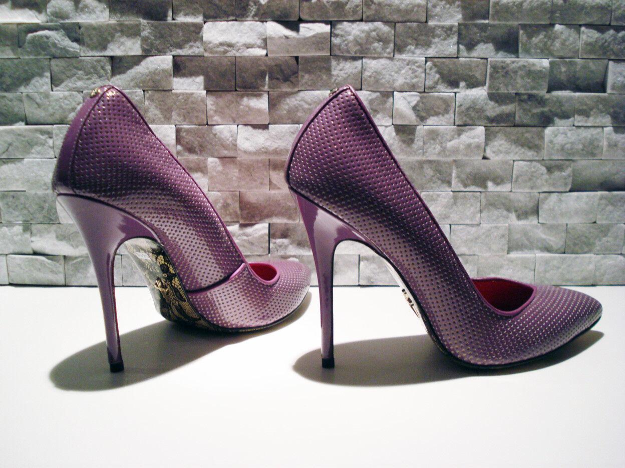 NIBCesare PaciottiSize 37purple Patent Leather