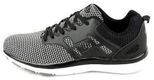 BRUTTING-Herren-Sneaker-FEDERLEICHT-grau-schwarz-034-SKILL-034-Gr-40-46