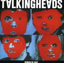 Remain In Light (Expanded.& Remastered) [2 CD] - Talking Heads RHINO RECORDS