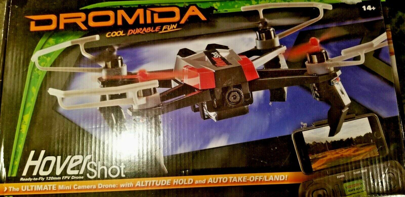 Dromida Hoverscaliente 120mm FPV Quadcopter  Drone RTF DIDE0008 Ready to Fly perfect  prezzo ragionevole