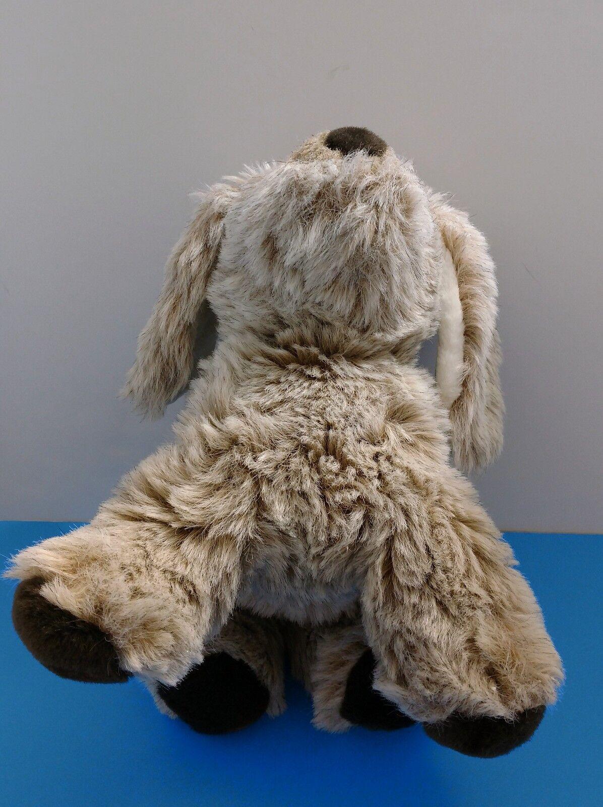 Vintage Russ Berrie Homer Puppy Puppy Homer Dog  876 Tan 14