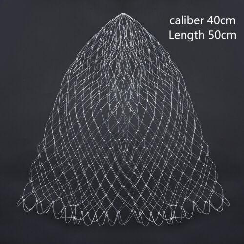 2,8 2,8cm Fischernetz Mesh-Netz für Fisher Qualität Fachmann Haltbar