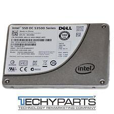 """Dell D298X 300GB 2.5"""" 6Gb/s SATA SSD Solid State Drive Intel S3500 SSDSC2BB300G4"""