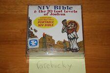 NIV Bible (Gameboy) NEW SEALED, NEAR-MINT, RAREST US RELEASE!