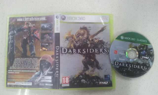Darksiders Xbox 360 Game PAL (Works on Xbox One)