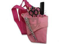 Pink Peluquería Tijera Y Peine Funda Cintura Bolsa Bolsa