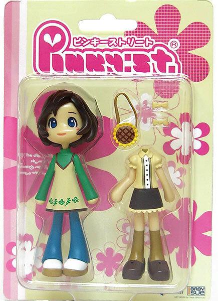 Pinky:st Street Series 6 PK016 Pop Vinyl Toy Figure Doll Cute Girl Bratz Japan