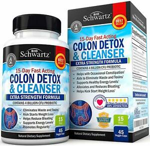 detoxifiere de colon natural