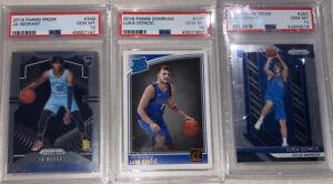 NBA-Mystery-Pack-Guranteed-Auto-Jersey-Variation-Rookie-PSA-10-LUKA-ZION-JA