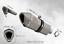 thumbnail 7 - Exhaust for TRIUMPH TIGER 800 XC / XR / XRX  2010 - 2020 GRmoto Muffler Titanium