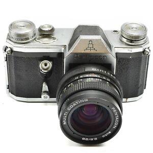 ZEISS-PENTACON-F-35MM-SLR-CAMERA-WITH-PENTACON-AUTO-29MM-F-2-8-LENS-c-1957-60