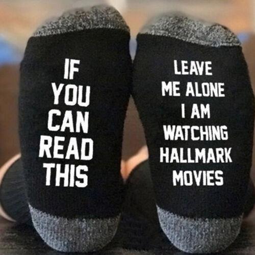 Hallmark Movies //Harry Potter Dobby Herren Damen Socken Lustige Wame Thermo Sock