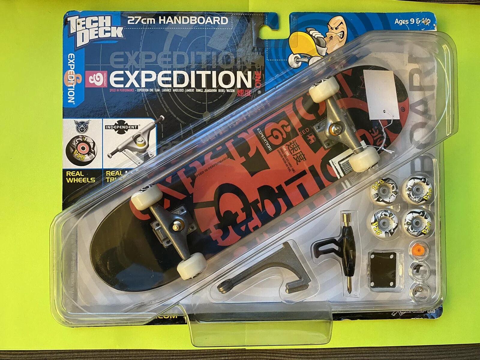 """Tech deck Handboard"""" Expedition Unique Rare Vintage"""