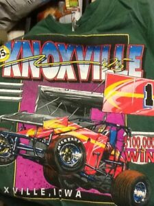 1995 knoxville nationals shirt 2xl
