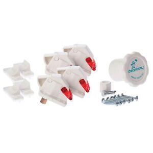Dreambaby sicurezza dei bambini classico magnetico Mag Lock per Armadio ante e cassetti