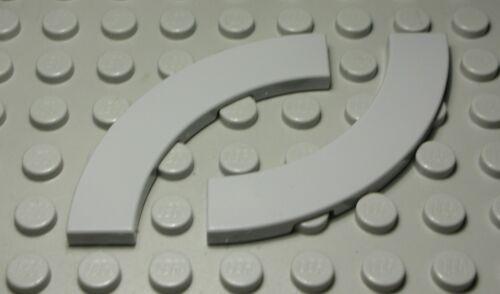 2 x LEGO® 63864//67825 Systemstein,Fliese,Platte 1x3 in rot bedruckt China//1