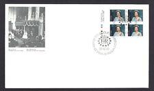 Canada  FDC  # 1162    QUEEN ELIZABETH II    1987  37c LLpb    New & Unaddressed