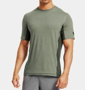 Neu Under Armour Herren Heizausrüstung Station T-shirt Mit Rundhalsausschnitt Modern And Elegant In Fashion Activewear Clothing, Shoes & Accessories