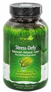 Irwin-Naturals-Stress-Defy-Stressful-Day-Neutralizer-84-Liquid-Soft-Gels