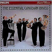 The-Essential-von-Canadian-Brass-CD-Zustand-gut