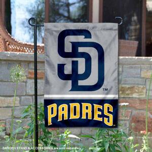 San Diego Padres Garden Flag And Yard Banner 848267047495 Ebay
