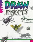 Draw! Insects by Doug DuBosque (Paperback, 1998)