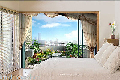 3D Landscape Wall Paper Wall Print Decal Wall Deco Indoor wall Mural Home