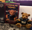 Rare-WWE-WrestleMania-Goldberg-Powerslam-Teddies-Collectible-Action-Figure-Toy thumbnail 1