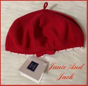 Janie And Jack Wool Beret
