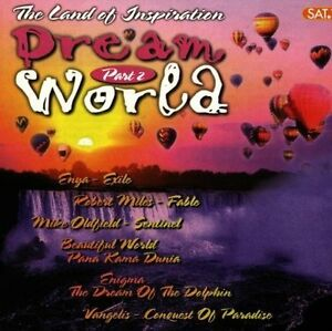 Dream-World-2-1996-Enya-Robert-Miles-Mike-Oldfield-Beautiful-World-Enigma