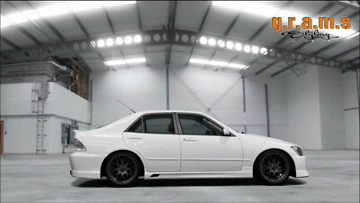 Is200 Is300 Altezza C West Style Side Skirts For Body Kit V8 Ebay