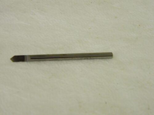 "Internal Tool Carbide Engraving Tool EN-125-90 1//8/"" 90° 62-1110"