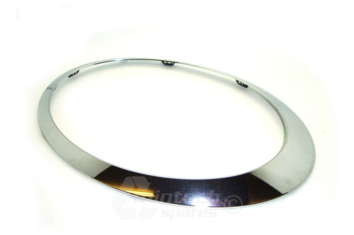 BMW MINI - NEW OSF RH HEADLIGHT BEZEL CHROME R55 R56 R57 R58 R59 - 2006  2015