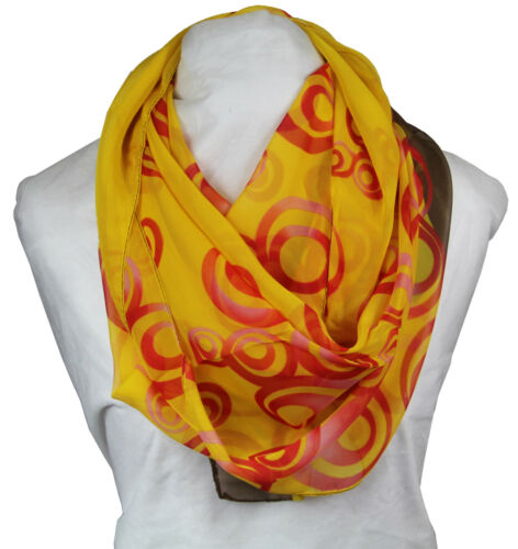 New Women/'s Chiffon Scarf Scarves Shawl Large Wrap Flowers floral