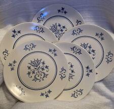 Homer Laughlin American Provincial Rhythm Dinner Luncheon Plate Farmers Pennsylvania Dutch Amish Couple 1950s