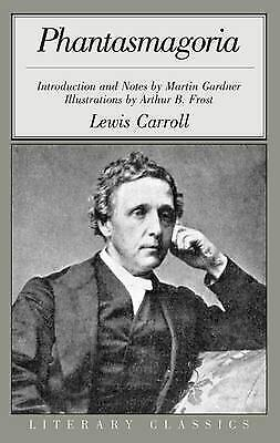 Phantasmagoria and Other Poems Paperback Lewis Carroll